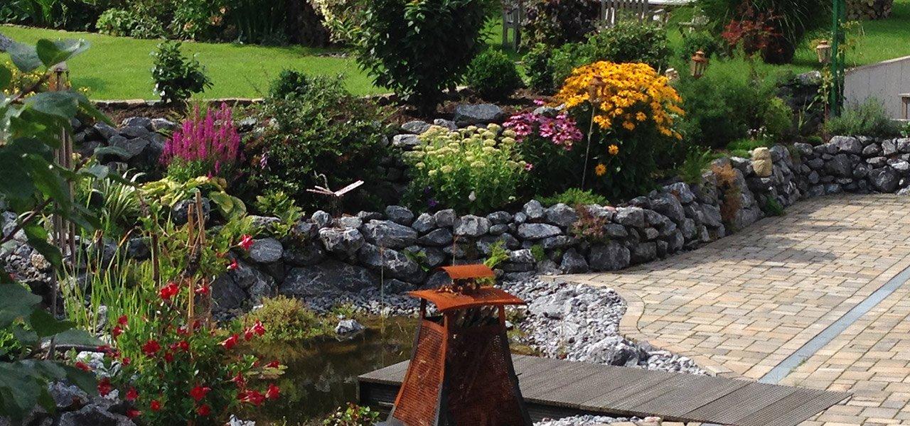 Büscher Gartenbau & Landschaftsbau Solingen, Haan, Hilden Garten Landschaft Gestaltung Wald